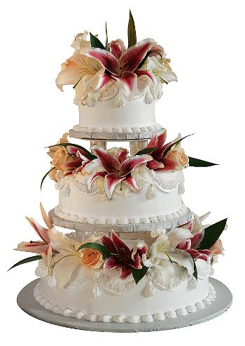 3 Layer Wedding Cake Products Vnvn Cms